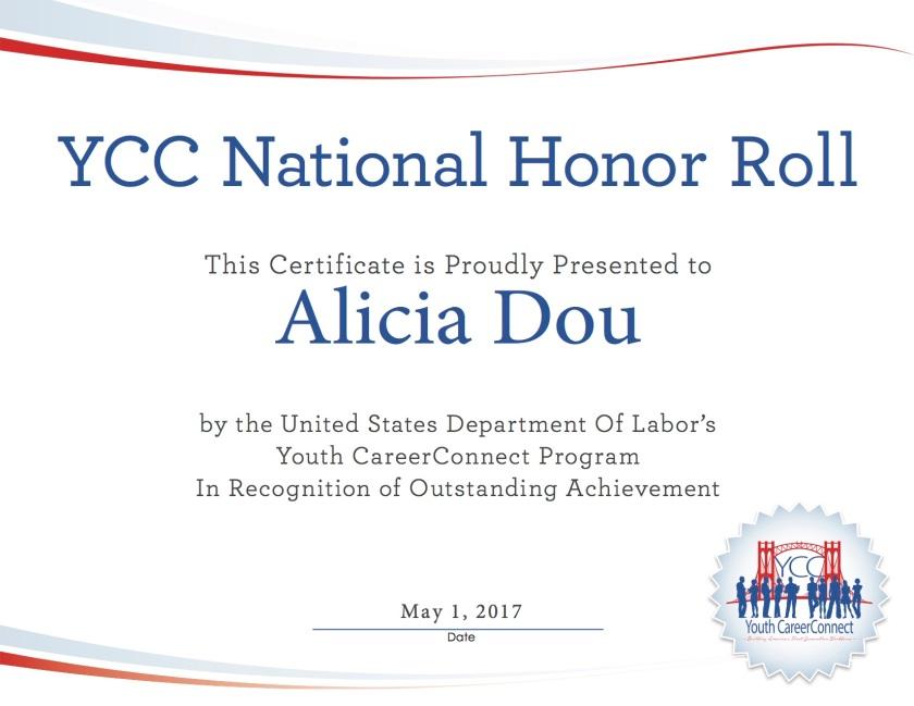 A Dou YCC_HR_Certificate