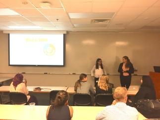 E3 STEM Presentation Tayla & Laine