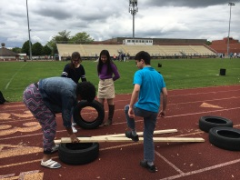 E3 STEM Problem solving 6 tires