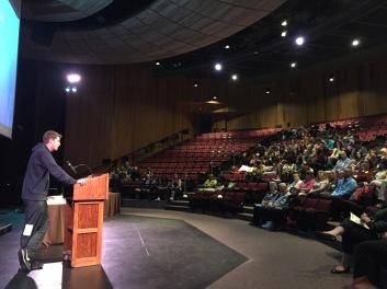 Eric Riemer talk