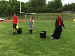 Frisbee challenge 2