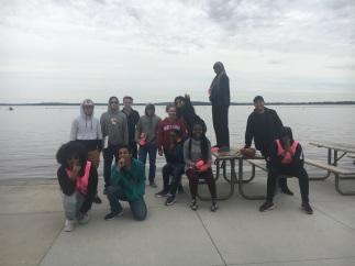 Madison Tour at lake