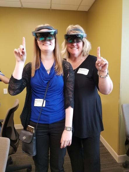 Roberts girls VR