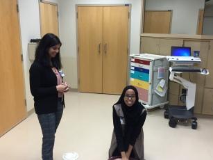 Sim Lab CPR 1