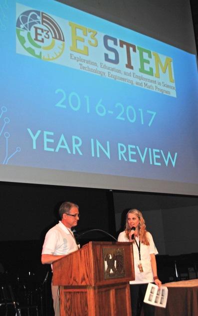 STEMy Awards-Don and Cheryl
