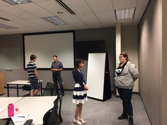 TR Networking Elevator Speech 7