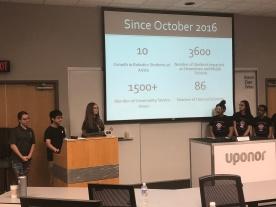 AV Robotics Stats Uponor