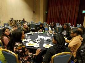 Powerful Mentoring lunch