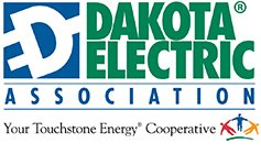 Dakota Electric Assoc logo