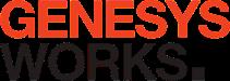 Genesys Works logo