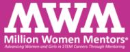 Million Women Mentors-white-logo