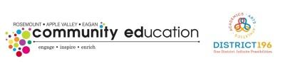 Rosemount-Apple Valley-Eagan Community Education logo