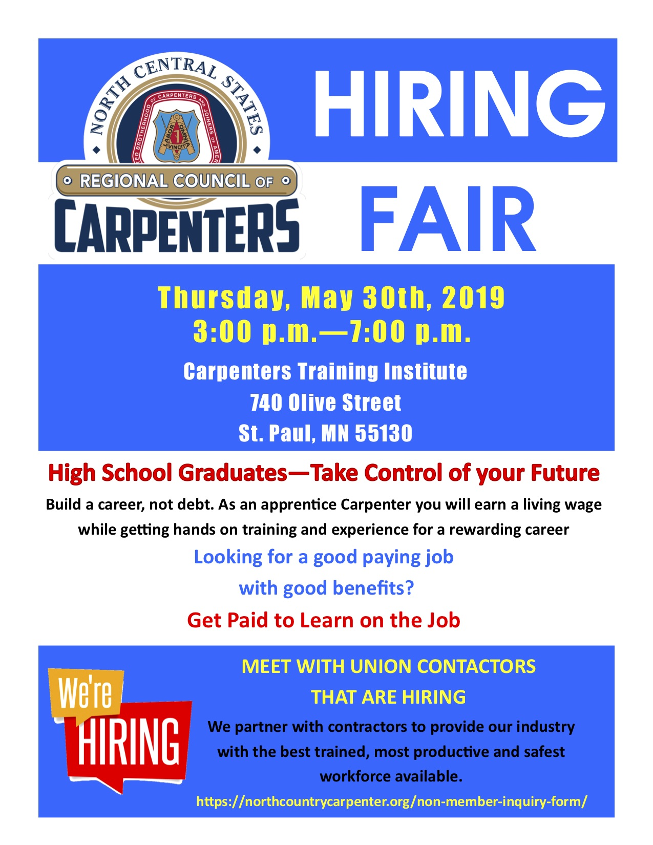 Internships/Jobs – Apple Valley High School E3 STEM